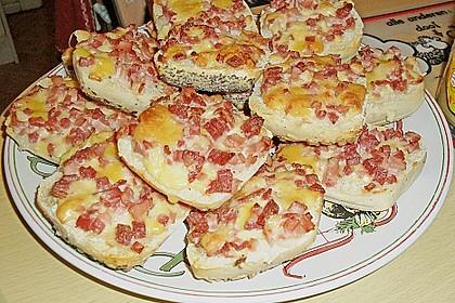 Pizza - Brötchen 2
