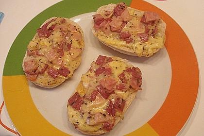 Pizza - Brötchen 4