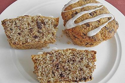 Mandel - Schoko - Muffins 1