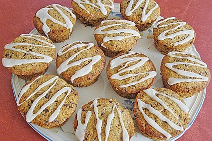 Mandel - Schoko - Muffins 2