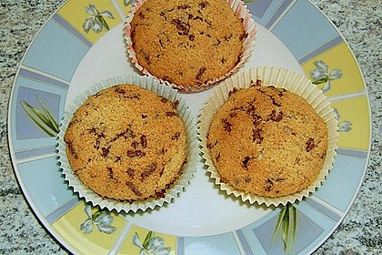 Mandel - Schoko - Muffins 3