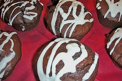 Mandel - Schoko - Muffins 5