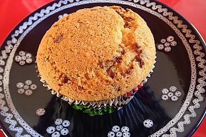 Mandel - Schoko - Muffins
