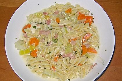 Nudel - Gemüse - Pfanne 21