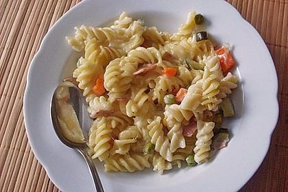 Nudel - Gemüse - Pfanne 5