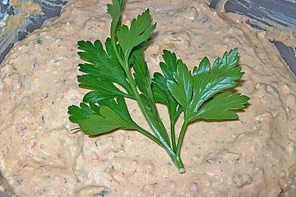 Fetacreme mit Paprika und Kräutern 33