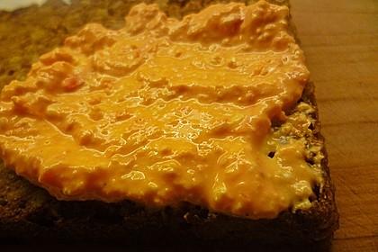 Fetacreme mit Paprika und Kräutern 36