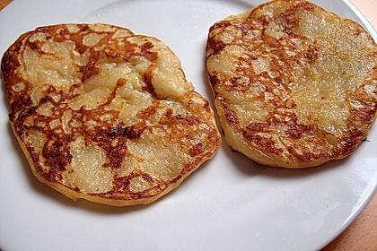 Banana - pancakes