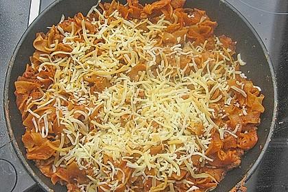 Bandnudel - Lasagne 1