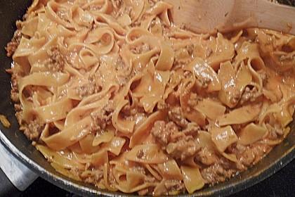 Bandnudel - Lasagne 12