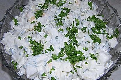 Kartoffelsalat Alt Berliner Art 4