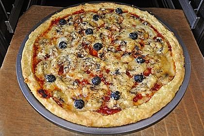 Tomatensoße für Pizza 1