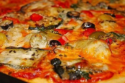 Tomatensoße für Pizza 11