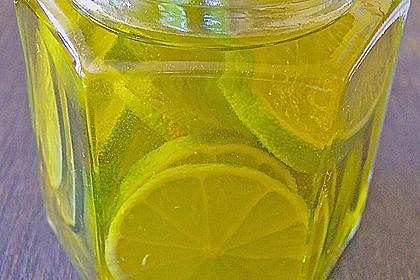 Limetten - Öl
