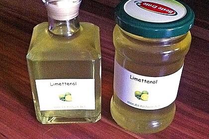 Limetten - Öl 2