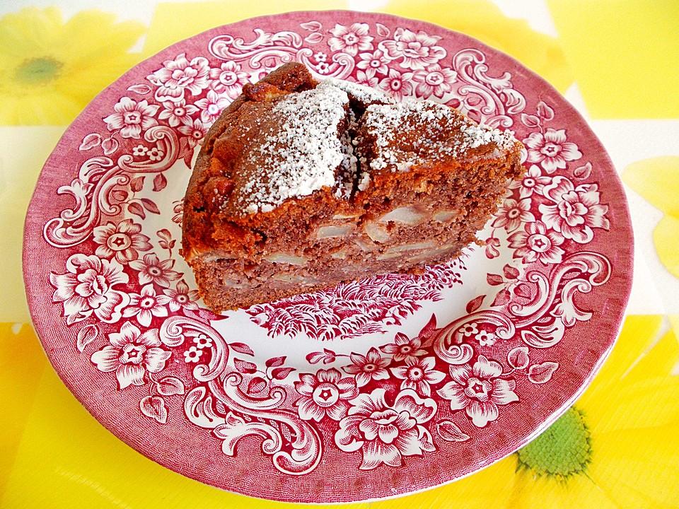 Kuchen Kleine Form russischer apfelkuchen für eine kleine form lari chefkoch de