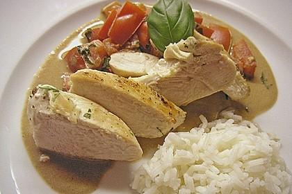 Hähnchenbrust mit Balsamico - Sauce 2