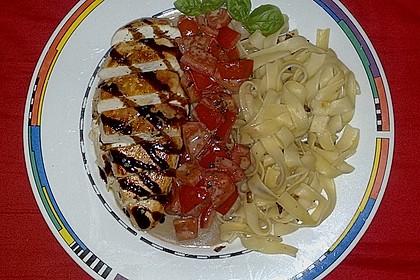 Hähnchenbrust mit Balsamico - Sauce 3
