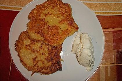 Böhmische Kartoffelpuffer 2
