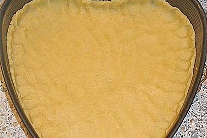 Aprikosenkuchen mit Mandelguss 15