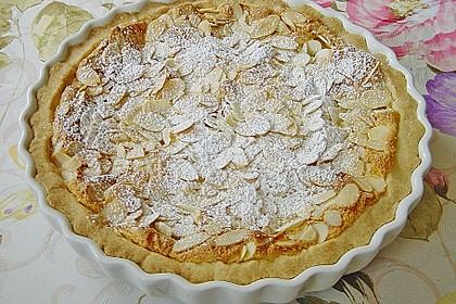 Aprikosenkuchen mit Mandelguss 3