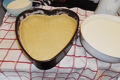 Käsekuchen mit 2 Schichten 144