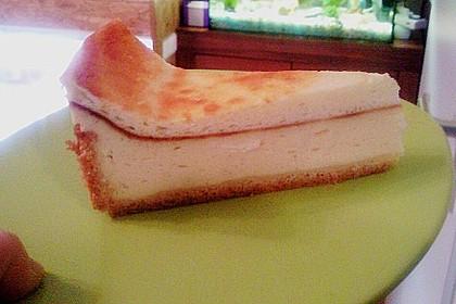 Käsekuchen mit 2 Schichten 44