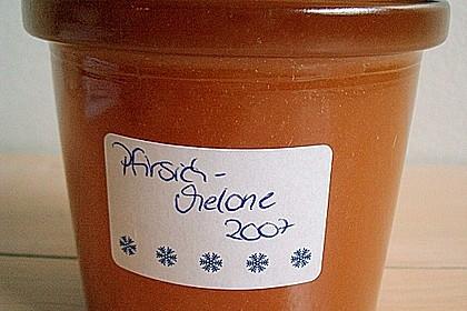 Pfirsich - Melonen - Marmelade 8