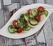 Fast griechischer Bauernsalat