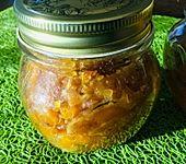 Kürbischutney mit Apfel (Bild)