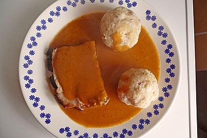 Krustenbraten in Honig - Thymian - Soße 21