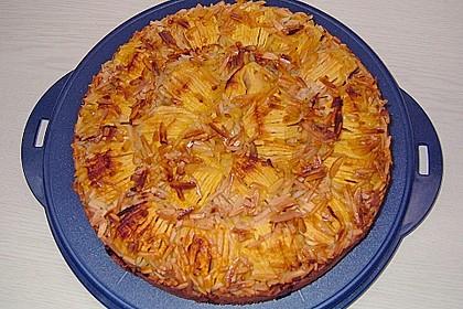 Advents - Apfelkuchen 1
