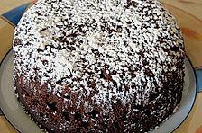 Schokoladenkuchen für die Mikrowelle