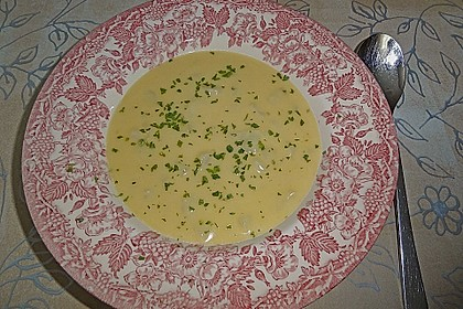 Spargelcremesuppe 18