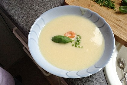 Spargelcremesuppe 17