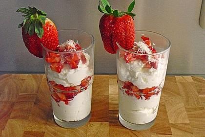 Erdbeer - Kokos - Quark 10