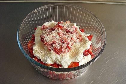 Erdbeer - Kokos - Quark 25