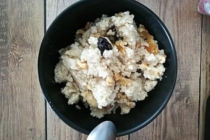 Hirse - Frühstück 7