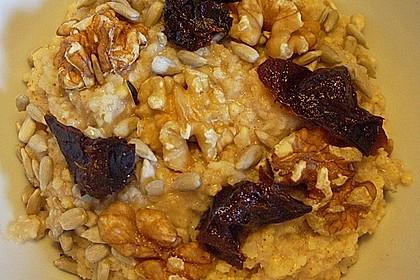 Hirse - Frühstück 6