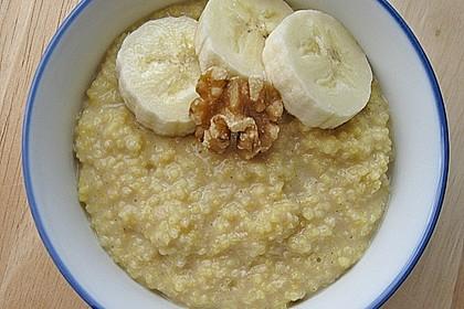 Hirse - Frühstück 4