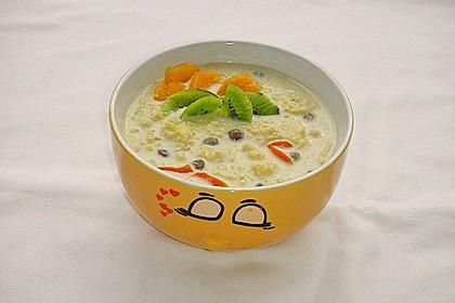 Hirse - Frühstück 3