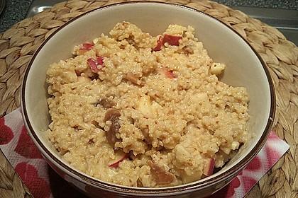 Hirse - Frühstück 2