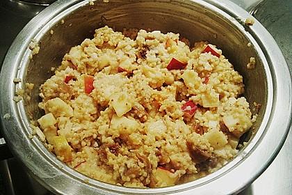 Hirse - Frühstück 5
