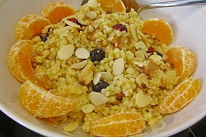 Hirse - Frühstück 0