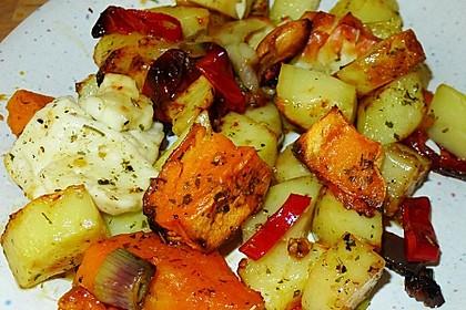 Süßkartoffel - Auflauf 9