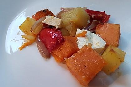 Süßkartoffel - Auflauf 17