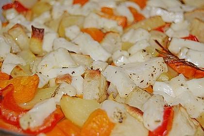 Süßkartoffel - Auflauf 18