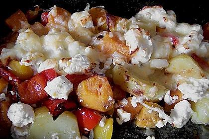 Süßkartoffel - Auflauf 40