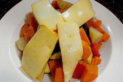 Süßkartoffel - Auflauf 41