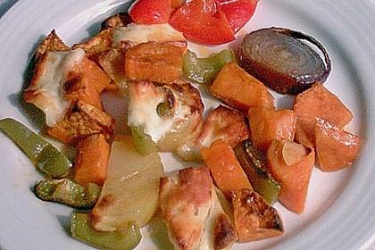 Süßkartoffel - Auflauf 45